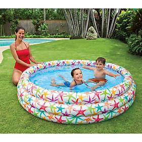 Bể Bơi Phao Di Động Gia Đình 168cmx38cm