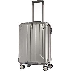 Vali Nhựa Samsonite Niar TSA : Kiểu dáng hiện đại Trang bị khóa bảo vệ TSA Trang bị 4 bánh xe đôi giúp bạn dễ dàng di chuyển trên mọi địa hình Khoang hành lý có thể mở rộng Tay cầm chắc chắn thuận tiện