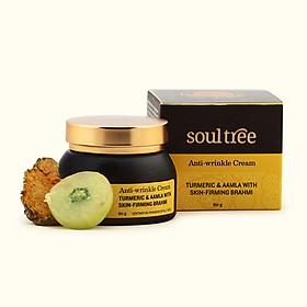 Kem Làm Mờ Vết Nhăn - Săn Chắc Da - Anti Wrinkle Cream Soultree 60g