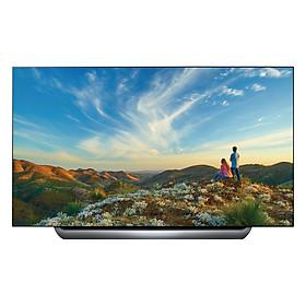 Smart Tivi LG OLED 65 inch 4K UHD 65C8PTA - Hàng chính hãng