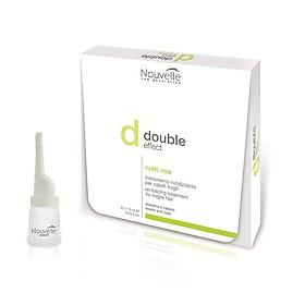 Serum huyết thanh keratin Nouvelle new Generation Double Effect Nutri Mix dưỡng trị tóc hư tổn 10mlx10