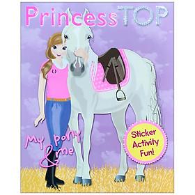 Princess Top Activity Book 2: My Pony & Me