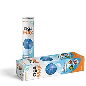 OGA MAX - Hỗ Trợ Viêm Xoang, Mũi Dị Ứng Bằng Công Nghệ Mới (Lọ 20 Viên)