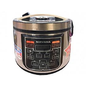 Nồi Cơm Điện Tách Đường 1,8L Nirvana - Hàng Chính Hãng