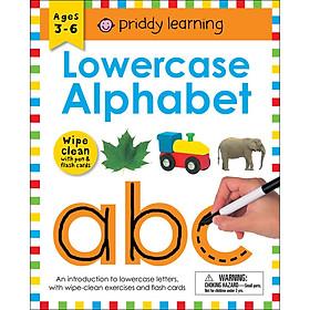Workbook Lower Case Alphabet