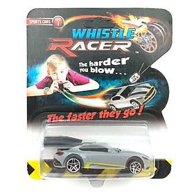 Đồ Chơi Xe Thổi Tốc Độ WHISTLE RACER WR1C2-E - Màu Xám