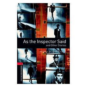 Oxford Bookworms Library (3 Ed.) 3: As the Inspector Said and Other Stories