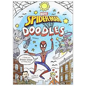 Marvel Spider-Man: Doodles (Doodle Book Marvel)