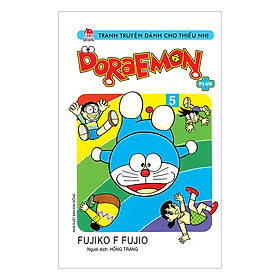 Doraemon Plus Tập 5 (Tái Bản 2019)