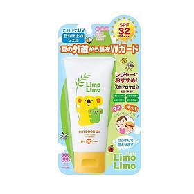 Kem Chống Nắng Meishoku Limo Limo Dành Cho Mẹ & Bé SPF32PA+++ (50g)