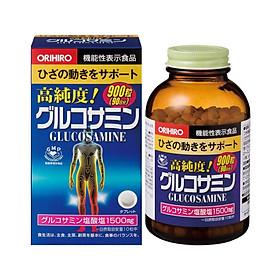 Thực Phẩm Chức Năng Viên Uống Bổ Xương Khớp Glucosamine Orihiro Hộp 900 Viên Từ Nhật Bản (Mẫu Mới)