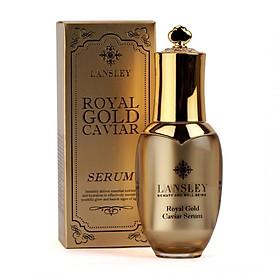 Serum tái tạo và trẻ hoá da chuyên sâu Lansley Royal Gold 30g