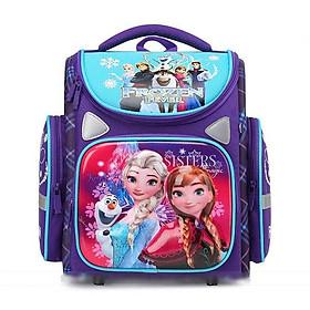 Balo chống gù tiểu học Elsa cho bé