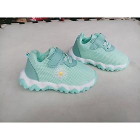 giày thể thao trẻ em siêu xinh hình bông hoa siêu nhẹ