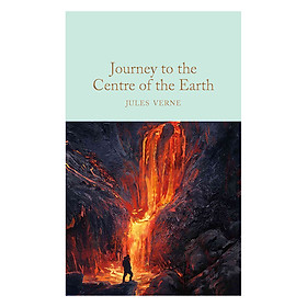 Journey to the Centre of the Earth - Macmillan Collector's Library (Hardback)