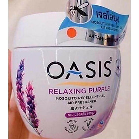Sáp Thơm Phòng, Đuổi Muỗi OASIS Mosquito Repellent 180g - Thái Lan