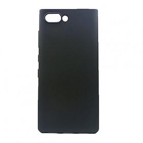 Ốp Lưng Điện Thoại Silicon Blackberry key2 keytwo - Hàng nhập khẩu
