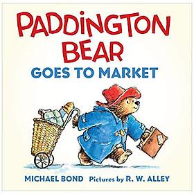 Paddington Bear Goes to Market Board Book