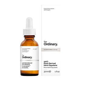 Tinh chất The Ordinary 100% Plant Derived Hemi Squalane 30ml