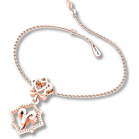 Mặt charm cung hoàng đạo Bạch Dương vàng hồng 14K DOJI 0120P-LAL353-PG (không bao gồm dây)