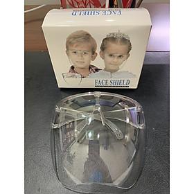 Kính bảo hộ kính chắn giọt bắn trẻ em Face Shield