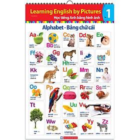 Learing English By Pictures - Học Tiếng Anh Bằng Hình Ảnh - Tập 1(Tái Bản 2020)