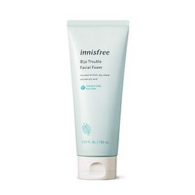 Sữa Rửa Mặt Innisfree Bija Trouble Facial Foam 150ml