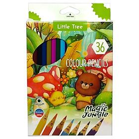 Bút Chì Màu Little Tree 36 Màu QN513604-E