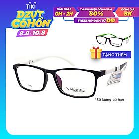 Gọng kính, mắt kính chính hãng Velocity VL36458 995 - Tặng 1 gọng kính