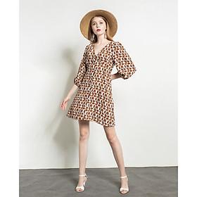 J-P Fashion - Đầm hoa 11004280