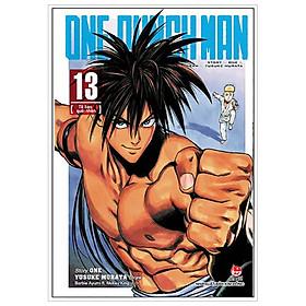 One Punch Man - Tập 13 (Tái Bản 2018)