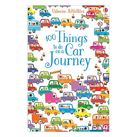 Usborne 100 Things to do on a Car Journey