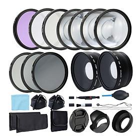Bộ Lens Chuyên Nghiệp Và Phụ Kiện Máy Ảnh DSLR/SLR