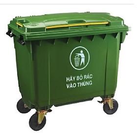 Hình ảnh Thùng rác nhựa 660 lít