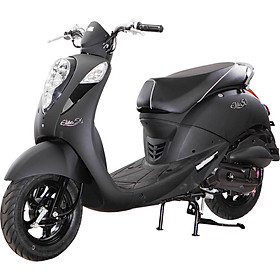 Xe Ga 50cc Elite SYM Đen