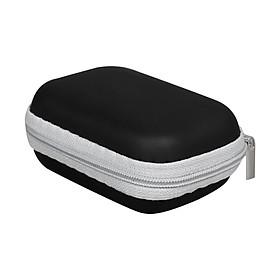 Oximeter Case Fingertip Pulse Oximeter Storage Bag Oximeter Portable Zipper Carry Pouch