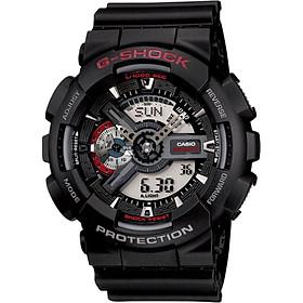 Đồng hồ nam dây nhựa Casio G-SHOCK GA-110-1ADR