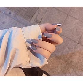 Bộ 24 móng tay giả nail thơi trang như hình (R-103)