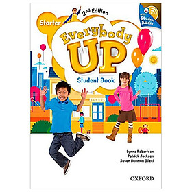 Everybody Up 2E Starter: Student Book with Audio CD Pack