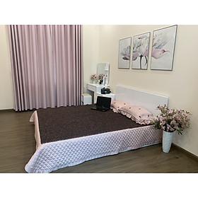 Chiếu hạt gỗ trắc mộc 1,6mx2m loại hạt 18ly ( Sản phẩm kỹ , hình thật ) - Chiếu - Bộ giường chiếu phòng ngủ