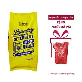 Bột Giặt Siêu Tiết Kiệm No Brand Dạng Túi 5kg