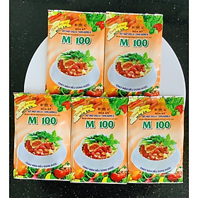 BỘT NGỌT ĐIỀU VỊ TĂNG HƯƠNG VỊ M100 (100gr x 5Gói)