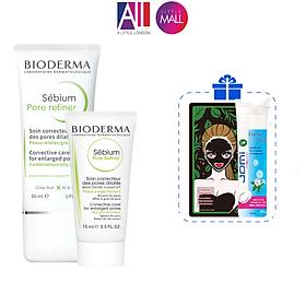 Kem dưỡng kiềm dầu se lỗ chân lông Bioderma Sebium Pore Refiner ( Nhập khẩu)