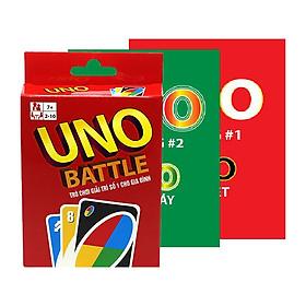 Combo Bài Uno Đại Chiến Và 2 Bản Mở Rộng