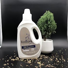 Nước rửa chén hữu cơ Bồ hòn hương Quế 2000ml thương hiệu Ecocare