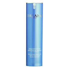 Sữa Detox Orlane thải độc da và nuôi dưỡng da bị mệt mỏi Anti-Fatigue Absolute Detox Emulsion Radiance And Energy 50ml
