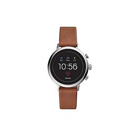Đồng hồ thông minh Fossil Q Venture HR thế hệ 4 - Hàng nhập khẩu