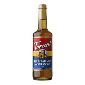 Sirô Torani Chocolate Chip Cookie -Chocolate Chip Cookie Dough Syrup 750ml