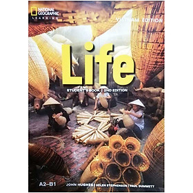 Life (BrE) (2 Ed.) (VN Ed.) A2-B1: Student Book with Web App Code with Online Workbook
