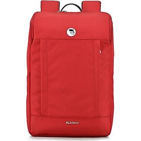 Balo laptop cao cấp 15.6 inch (Macbook 17inch)  Mikkor Kalino Backpack nhiều ngăn tiện dụng, chống thấm nước, ngăn đựng laptop chống sốc có đai cài an toàn, quai đeo êm ái giúp giảm bớt cảm giác mỏi vai và lưng khi đeo.